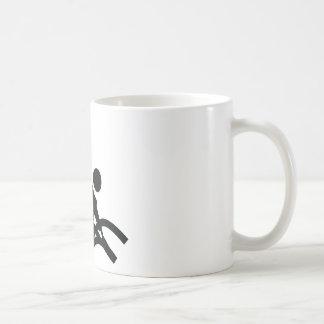 kayak icon coffee mugs