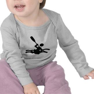 kayak icon tee shirts