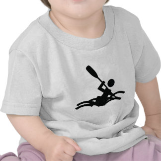 kayak icon tshirt