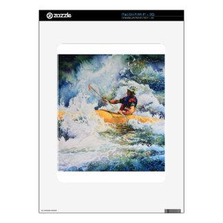 Kayak Image Skin For The iPad