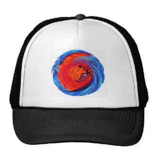 Kayak inda Zones Trucker Hat
