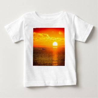 Kayak into the Sunrise Baby T-Shirt