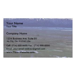 Kayak Island Prince William Sound Business Cards