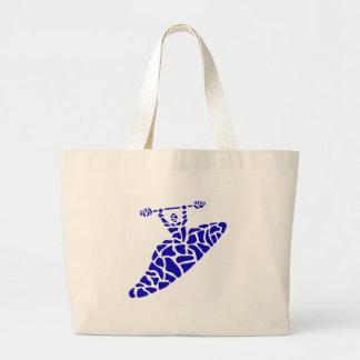 Kayak Kaintuck Waters Jumbo Tote Bag