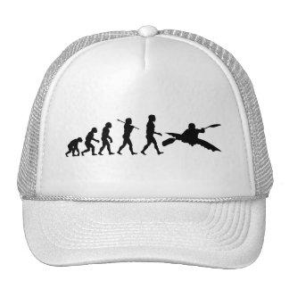 Kayak Kayaking Sport Hat