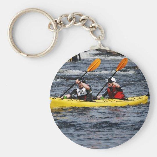 Kayak Keychain - 1