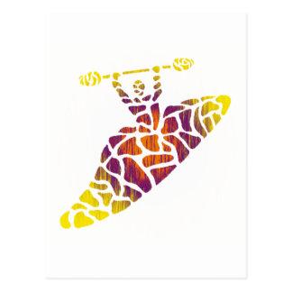 Kayak la almádena tarjetas postales
