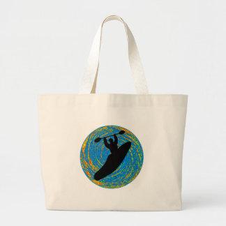 Kayak la exploración bolsas de mano