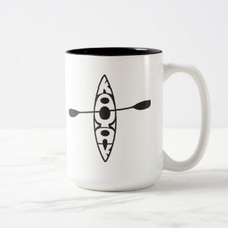 Kayak Logo Mug