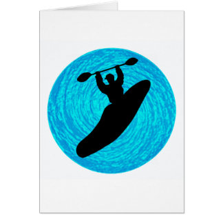 Kayak Main Lines Card