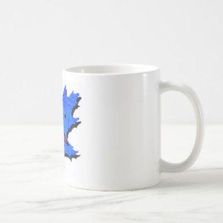 Kayak many rivers coffee mug