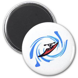 Kayak Max Maximums 2 Inch Round Magnet