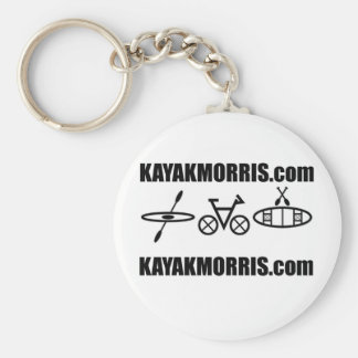 kayak morris bike canoe illinois keychain