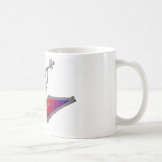 Kayak my job coffee mug