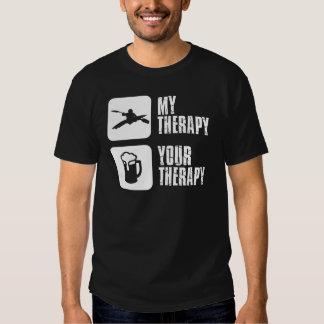 kayak my therapy designs tee shirts