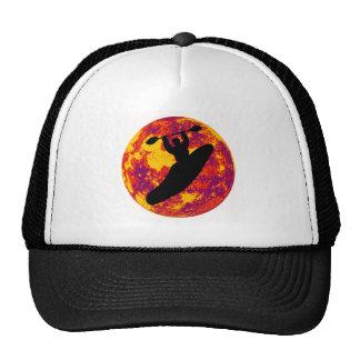 Kayak Ocoee Moon Trucker Hat