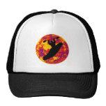 Kayak Ocoee Moon Trucker Hats