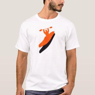 Kayak orange blaster T-Shirt