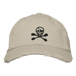 Kayak Paddle Pirate Cap
