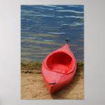 Kayak Painting Print