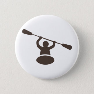 Kayak Pinback Button