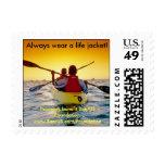Kayak Postage