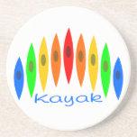 kayak rainbow coaster