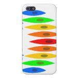 kayak rainbow iPhone 5 case