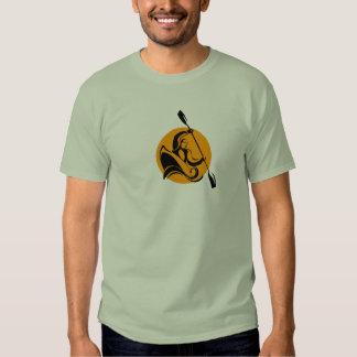 Kayak: Ride the Swell T Shirt