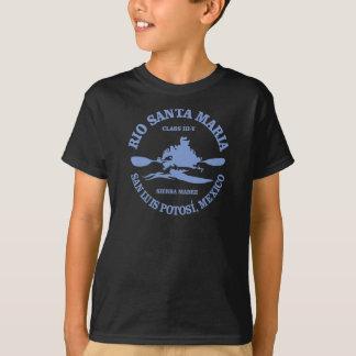 Kayak (Rio Santa Maria) T-Shirt