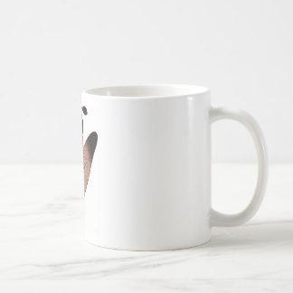 kayak rusty fork coffee mug