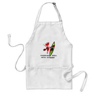 Kayak Shirt, Kayak Gift, Bumper Sticker and more! Adult Apron