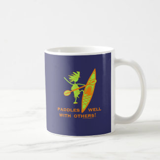 Kayak Shirt, Kayak Gift, Bumper Sticker and more! Coffee Mug