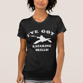 kayak skill gift items shirt