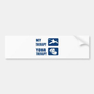 KAYAK SPORTS designs Bumper Sticker