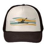 Kayak Sunrise Cap Trucker Hat