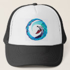 Kayak Surf Patrol Trucker Hat