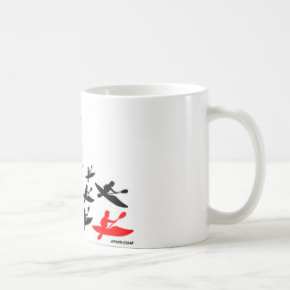 Kayak Swarm Coffee Mug