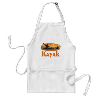 Kayak T-shirts and Gifts. Apron