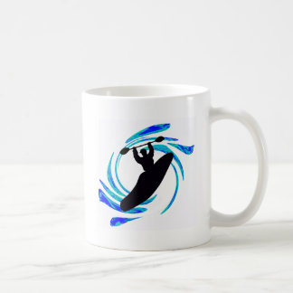 Kayak the Tagline Classic White Coffee Mug
