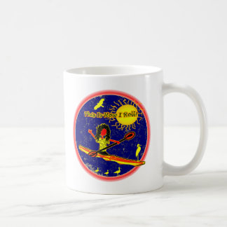 Kayak - This Is How I Roll! Coffee Mug