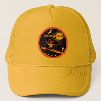 Kayak - This Is How I Roll! Trucker Hat