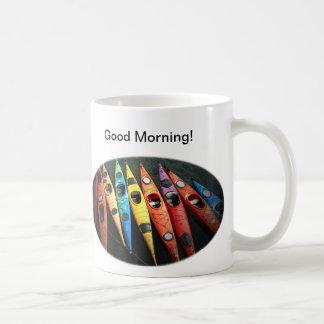 Kayak Time Coffee Mug