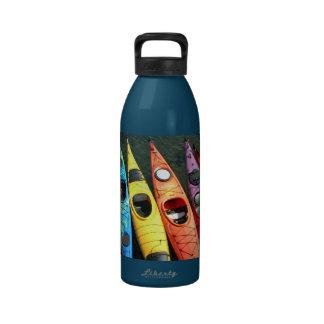 Kayak Time Reusable Water Bottle