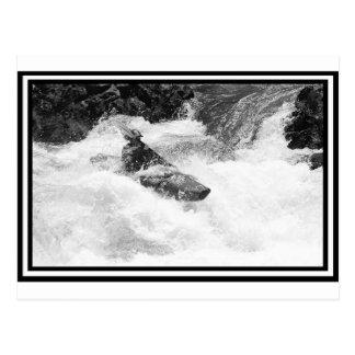 Kayak Tone Post Cards