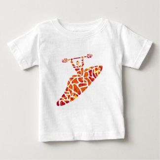 Kayak Upper Braces Baby T-Shirt