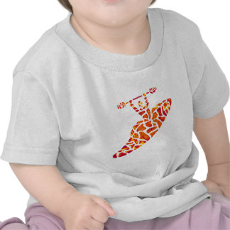 Kayak Upper Braces T-shirt