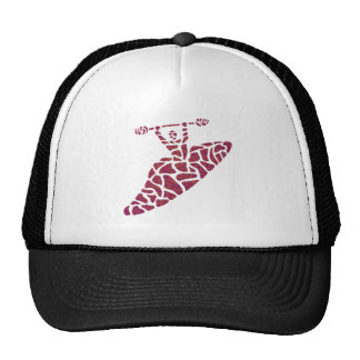 Kayak wave trained hat