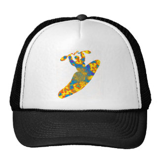 Kayak Widespread Love Trucker Hat