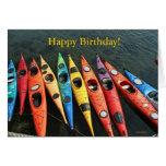 Kayak World Cards